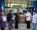 Perwakilan Gereja se-Tanjungpinang Bantu 112 Set APD untuk RSUD RAT