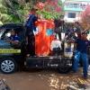 NasDem Semprot Disinfektan di Bintan, Khazalik: Ini Sudah 2 Pekan Kami Lakukan