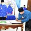 Bupati Natuna Lantik 15 Pejabat, Acara Pakai Standar Protokol Kesehatan