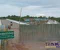 Dikerjakan Kontraktor dari Kalimantan, Desember 2020 Jembatan II Rampung