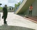 Pulang Kampung, 14 Mahasiswa Dikarantina di Bunguran Batubi
