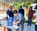 Pimpinan DPRD dan Komisi I Cek Kesiapan Puskesmas Bunguran Barat Hadapi Covid-19