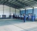 Upacara Peringati HUT TNI AU, Lanud RSA Terapkan Physical Distancing