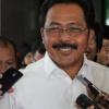 Luhut Datang, Nurdin Bakal Tagih Janji Pembangunan Jembatan Babin