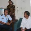 Komisi I DPRD Kepri Kunjungi Detasemen TNI AU Hang Nadim