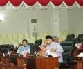 Dewan Gelar Sidang Paripurna Penetapan Peraturan DPRD