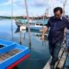 Kunjungi Nelayan Natuna, Nurdin: Bantuan Harus Tepat Sasaran