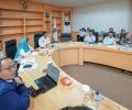 Sekdaprov Arif Pimpin Rapat Bahas PLBN Terpadu untuk di Natuna