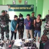 Digerebek Tentara, Bandar Lagi Asik Pesta Narkoba di Rawasari