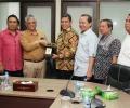 Banggar DPRD Banten Kunker ke DPRD Kepri