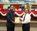 DPRD Gelar Paripurna Laporan Akhir Pansus dan Pengesahan Perda Bangunan Khas Melayu
