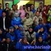 Noor Lizah Ingin Tagana Kepri Pelajari Cara KSB Mahameru Malang