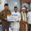 Kunker ke Natuna, Isdianto Bawa Bantuan dari Pemprov Kepri