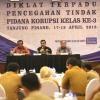 Arif: Pencegahan Korupsi Perlu Dilakukan Bersama