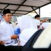 7 Agustus Jemaah Calon Haji Bintan Diberangkatkan