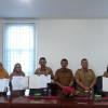 Disaksikan Raja Ariza, 5 Pejabat Dinsos Kepri Tandatangani PK