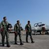 Berakhir Hari Ini, 4 Jet Tempur Jenis Hawk Latihan di Langit Kepri