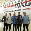 Menpora dan Menpar Resmikan Livery Sriwijaya Air MXGP