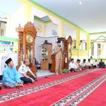 H Syahrul menyampaikan ceramah agama