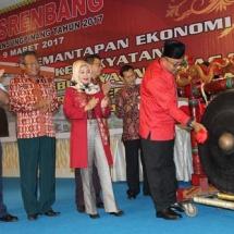 HL..Wali Kota Tanjungpinang H Lis Darmansyah membuka Musrenbang Tingkat Kota Tanjungpinang 2017.
