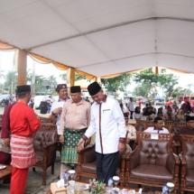 Kedatangan Wakil Wali Kota Tanjungpinang H Syahrul dan jajaran FKPD dan OPD.