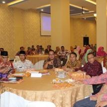 Para pejabat Pemko Tanjungpinang.