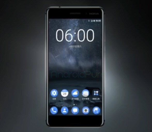 Nokia 6 yang Dibanderol Rp 3,2 Juta