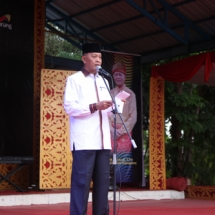 Sambutan Wakil Wali Kota Tanjungpinang H Syahrul SPd.