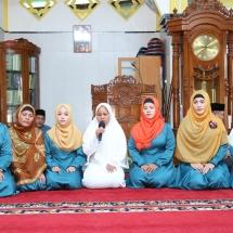Suasana pesantren Ramadan di Rutan Klas 1 Tanjungpinang