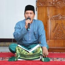 Tausiah di Pesantren Ramadan Rutan Klas 1 Tanjungpinang
