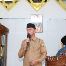Wakil Wali Kota H Syahrul saat menyampaikan ceramah