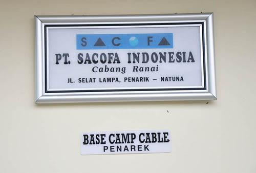 Demi Keamanan Negara, Server Perusahaan Malaysia di Natuna, Ditutup