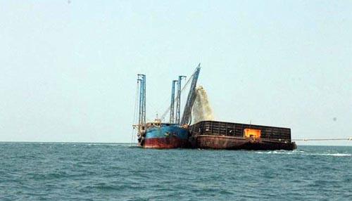 HNSI Tolak Penambangan Pasir Laut Karimun