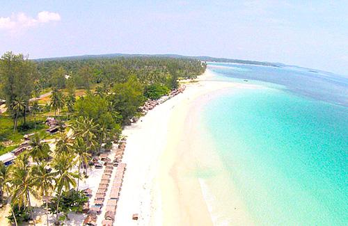 Pantai di Bintan Diharamkan Kotor
