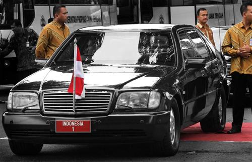 Istana: Jatah SBY Harusnya Mobil Camry, Bukan yang Antipeluru