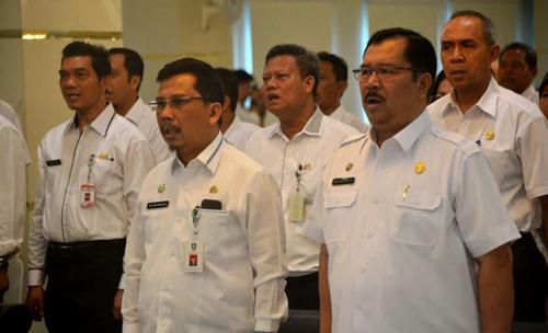 OPD Provinsi dan Kabupaten/Kota Dituntut Selaras