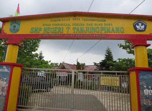 Mantap Waii… SMPN 7 Tanjungpinang Raih Prestasi Tingkat Nasional
