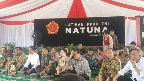 Lebih Sering Presiden Jokowi Ke Natuna, Ketimbang Warga Kepri