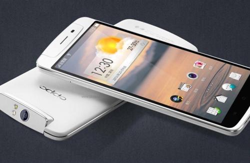 Inikah Spesifikasi Ponsel F3, Oppo?