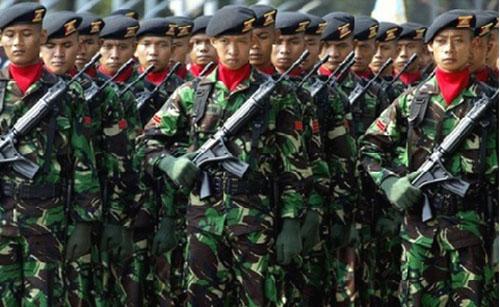 Jangan Khawatir, Pelibatan TNI di RUU Terorisme Hanya Perbantuan