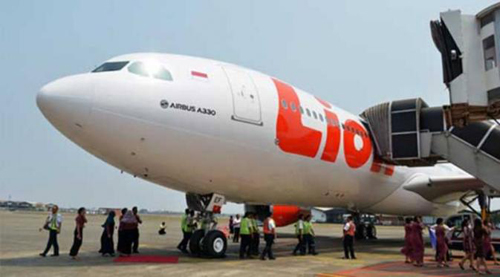 Lion Air Group Buka 5 Akses Rute Baru