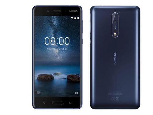 Nokia 8 Meluncur 16 Agustus