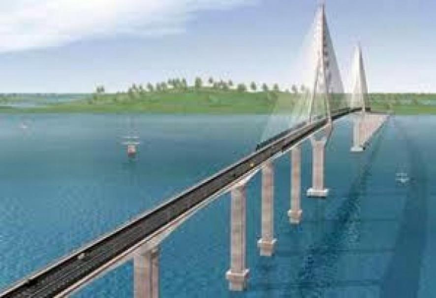 Jembatan Babin Molor Lagi