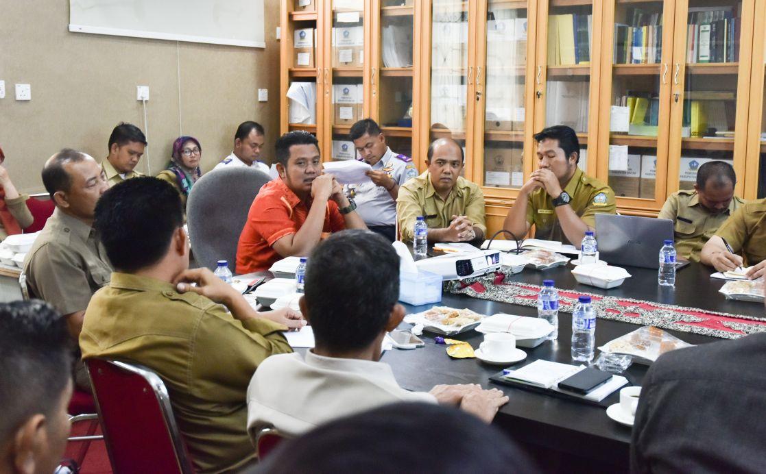 Bahas Anggaran, Tahun Depan Infrastruktur Desa Jadi Perhatian