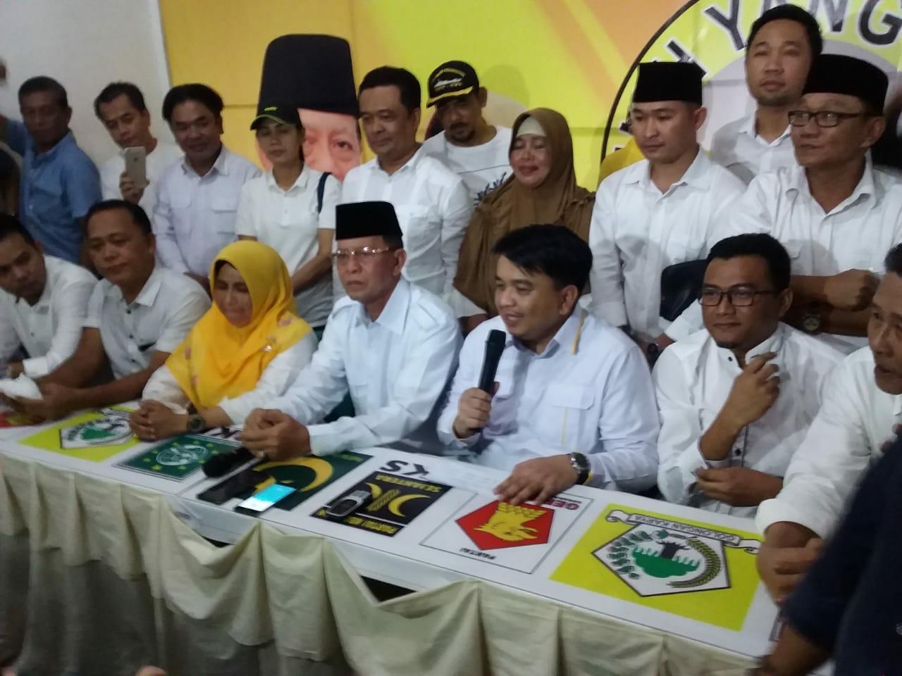 Real Count di 210 TPS Unggul 50,63 Persen, Syahrul Mendekati Menang