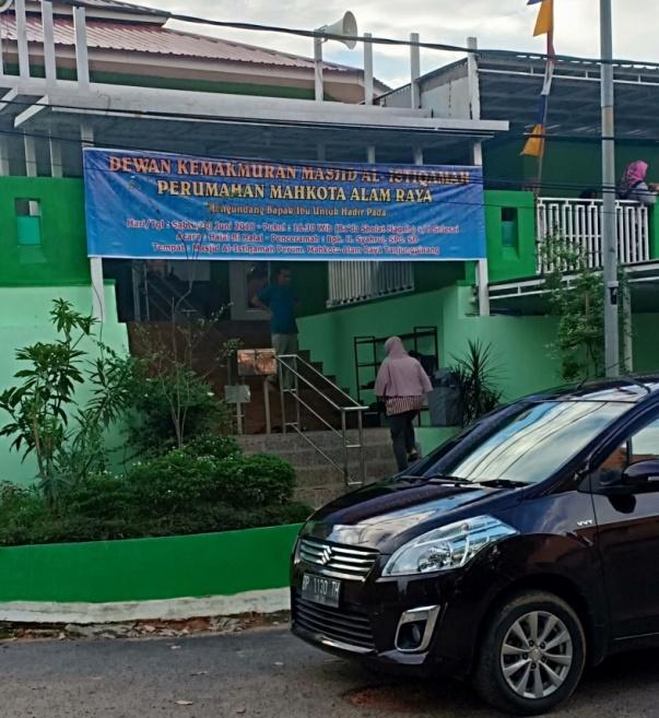 Gelar Halal Bihalal, Mahkota Alam Raya Undang Penceramah H Syahrul