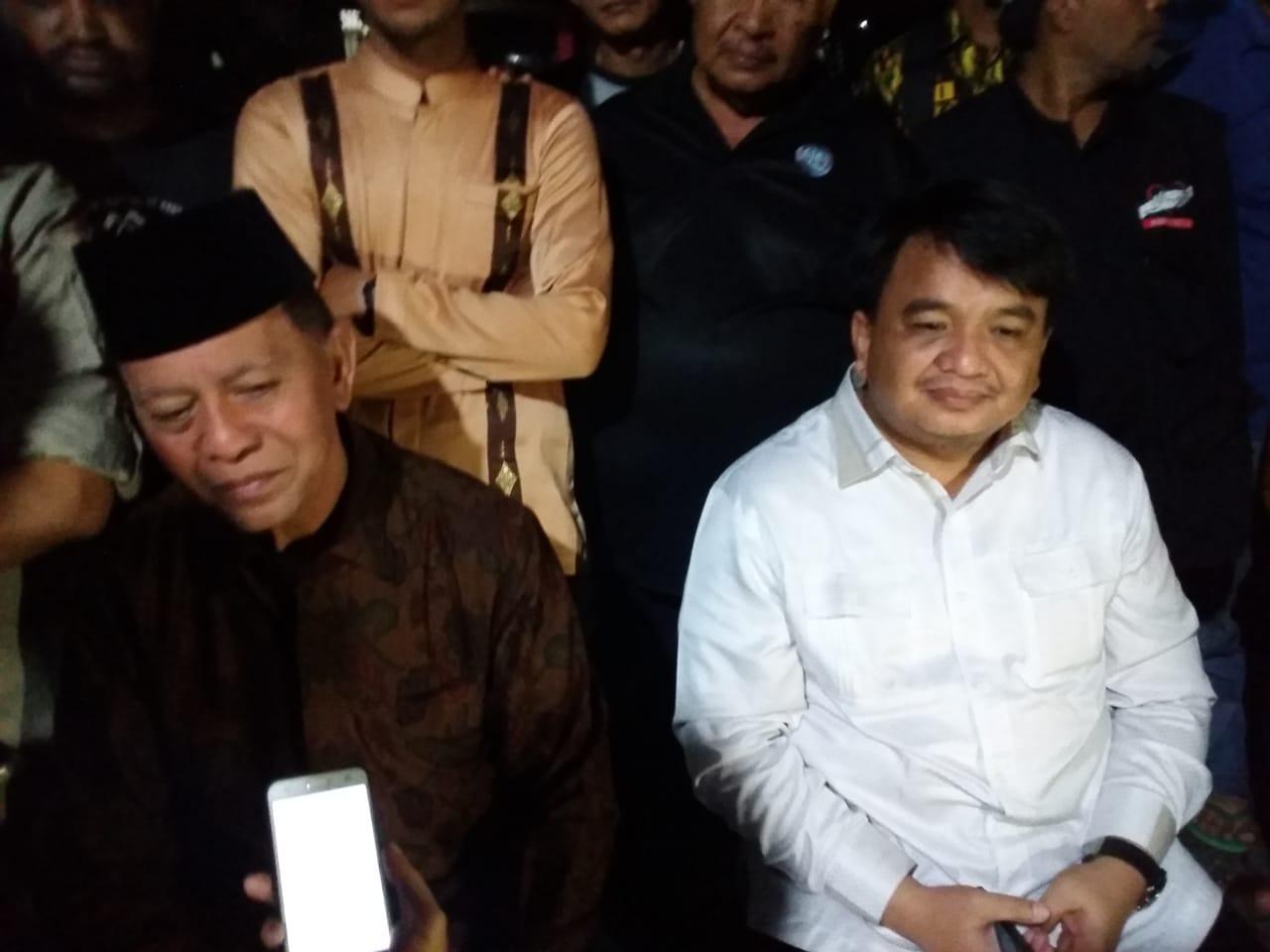 Tanggapi Kemenangannya, Syahrul Janji Akan Jumpai Lis-Maya