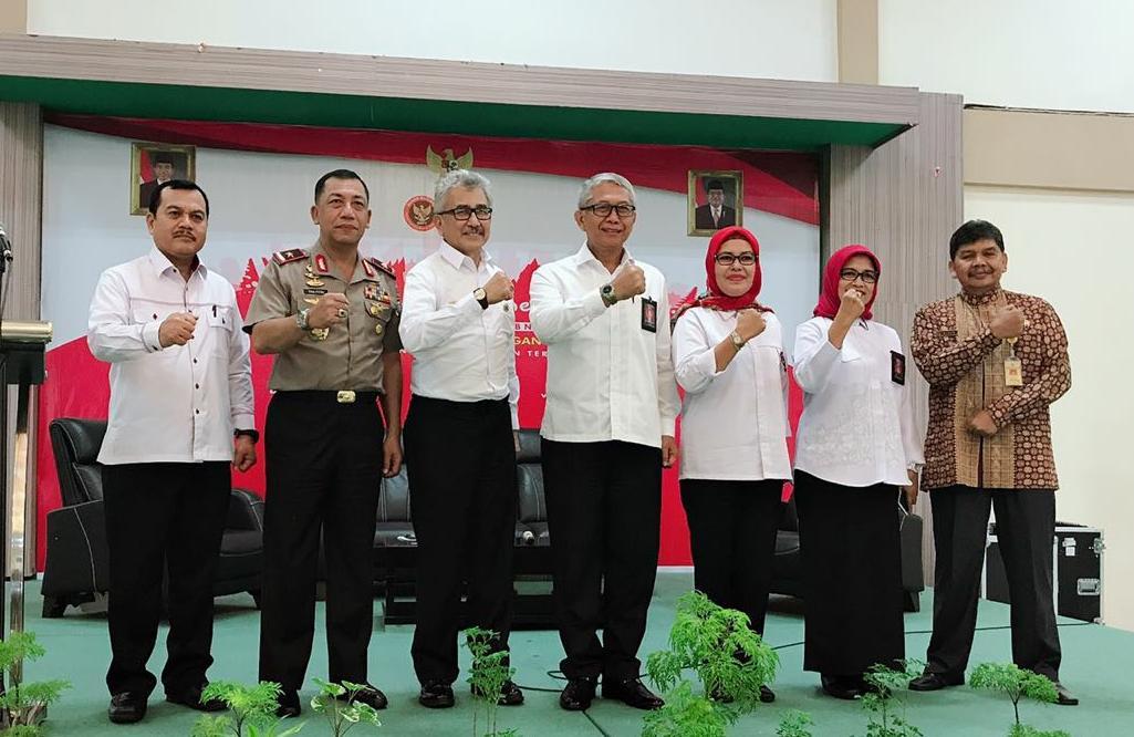 FKPT Kepri Gandeng Tokoh Agama untuk Dialog Pencegahan Terorisme