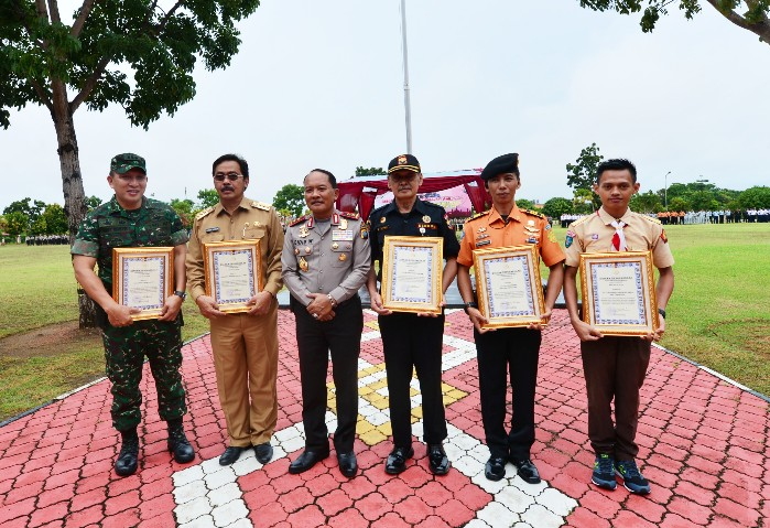 Lebaran Kondusif, Gubernur Apresiasi TNI-Polda