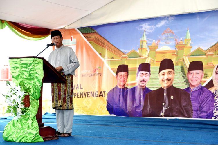 Wagub Kepri Tutup FPP 2019